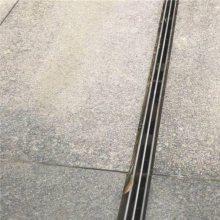 金聚进 供应不锈钢成品线性排水沟盖板厂家