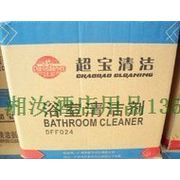 浴室清洁剂 马桶/卫生间清洗/酒店宾馆商场保洁专用DFF024