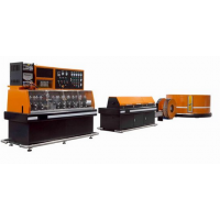 铜包铝管高频焊管精密机组
