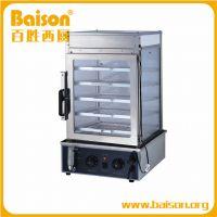 百胜BS-500H食品陈列蒸柜蒸柜蒸包柜/蒸馒头机/蒸包子机/早餐设备