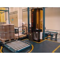 广东佛山包装生产线-卡板移载机 全自动缠绕机