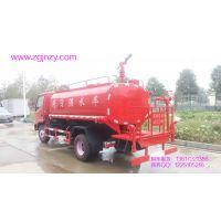 质量的东风4吨民用水罐消防车 厂家直销 免费送车