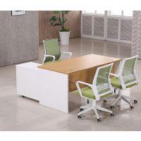 广时杰办公家具简约时尚 大班桌大班台 主管桌 办公桌直销 板式办公家具 老板桌