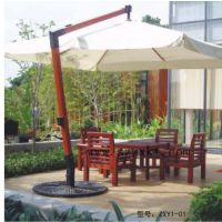 美式休闲户外小木桌 实木奶茶店方形套桌椅,双人茶几配套桌椅_振兴