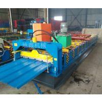 CZ一体机设备 地鑫厂家供应900单板压瓦机设备 单板成型机