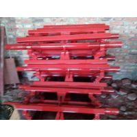 雨搭屋檐板设备彩板专用覆膜机彩钢放料架校平机彩钢配件设备你买了吗