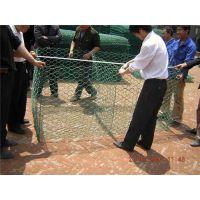 生态景观石笼网|石笼网|包塑石笼网