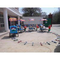 猴子拉车,新兴轨道天一游乐设备,小猴拉车耗电量小安装方便
