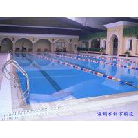 健身房定制款装配式游泳池厂家直销生产