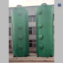 供应江苏盐城 耐磨脱硫管道 锅炉改造玻璃钢除尘管道 河北华强
