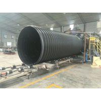 长沙HDPE钢带增强螺旋波纹管厂价直销 品牌 邦杰