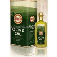 供应上海橄榄油进口流程/上海橄榄油代理报关