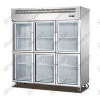 制冷厂家 冷柜直销 厨房设备 冷冻柜 冷藏柜 高身柜 不锈钢展示柜 标准型