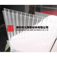 厦门pc阳光板体育场馆顶棚-福州茶色阳光板-汕头聚碳酸酯pc中空板