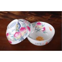 陶瓷寿碗套装
