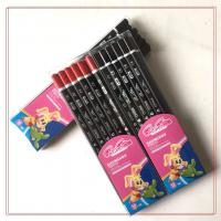 顺手牌 高档塑料三角铅笔 沾头沾线铅笔定制 义乌厂家批发 直销