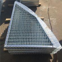 旺来厨房不锈钢沟盖板 热镀锌水沟盖板 钢格板厂家直销