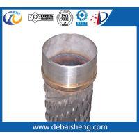 德佰盛专业老厂优质不锈钢螺旋桥式滤水管 石油筛管