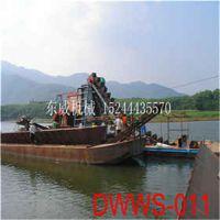 供应广东珠海DW大型链斗式挖沙船哪家好?