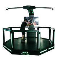 9DVR虚拟现实体验馆怎样选择,影动力整体解决方案运营商
