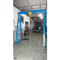 手推式龙门架、宏信达工业设备有限公司(图)、龙门架生产厂家