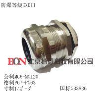 不锈钢电缆接头PG9