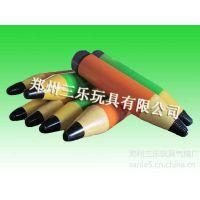 巨型铅笔趣味运动器材道具厂家报价