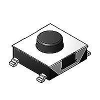 TS-1157 SOFNG 外形尺寸:6.0mm*6.0mm*2.8mm