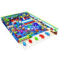 百万海洋球乐园设备 儿童淘气堡儿童智勇大冲关游乐设备