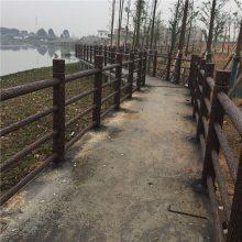 四川驰升混凝土仿木栏杆
