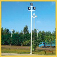 长沙哪里有做篮球场灯杆的厂家 6-8米照明灯杆设备多少钱一套