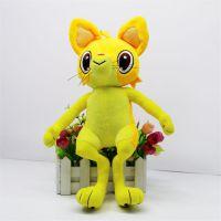 动物生肖老鼠公仔吉祥物布艺玩偶可来图打样