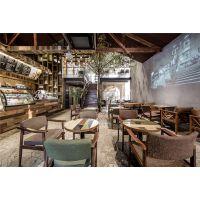 淄博咖啡厅装修设计,餐饮装修设计