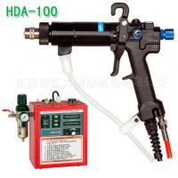 广东静电喷枪 江门液体静电喷枪 弘大HDA水性油性通用静电喷枪高效实惠