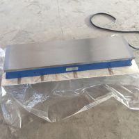 一诺厂家现货供应磨床电磁吸盘 X11 300*1000 磨床磁盘 超长质保