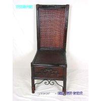 铁艺 简约 现代 特色 创意 休闲实木座椅 家居品质