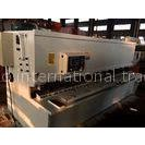 6 mm Thickness Hydraulic CNC Shearing Machine For Q235 Steel Plates