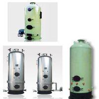 立式2吨常压免检燃煤洗浴热水锅炉