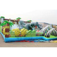 郑州卧龙供应 恐龙滑梯带你探索恐龙世界