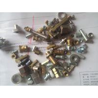 武汉铜嵌件加工,非标车床件加工