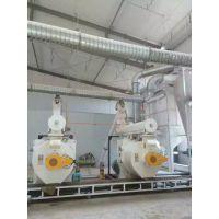 武汉生物质木屑颗粒机MZLH420卧式设备厂家