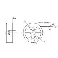 FCI 富加宜 连接器 10061122-151120HLF 冷压 低频 阻火/阻燃