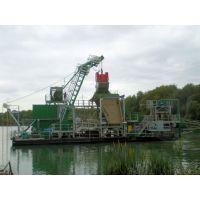 供应宏川牌HCTJC河道淘金船的种类