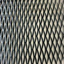 旺来菱型钢板网 钢笆网片 钢板网护栏