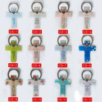elice 指环支架厂家新款十字架系列指环支架批发定制可定制图案
