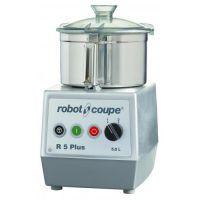 法国Robotcoupe粉碎机 R5 Plus 台式食品切碎搅拌机破碎机(三相/双速)、剁碎机