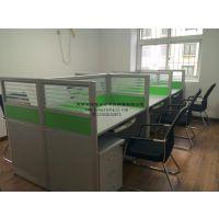 天津员工办公桌屏风,板式屏风办公桌图片,鸿信公司