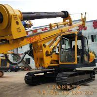 广东桩工机械小型旋挖机厂家