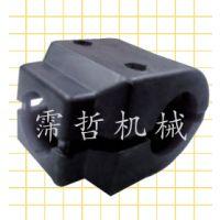 厂家优质供应小联合三通支撑架  尼龙支撑元件输送线配件