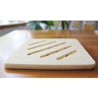 工艺碗垫,本色方形隔热垫,竹制餐垫,竹制品,竹制品,厨房用具